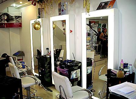 Fotos De Salon De Belleza Con Su Punto Santiago De Los Treinta