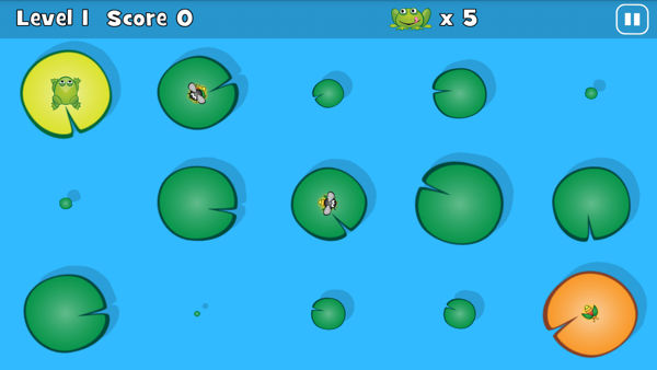 Estrategia del salto de la rana