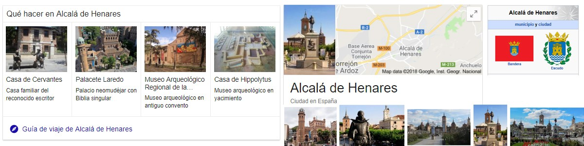 Consultor seo Alcalá de Henares