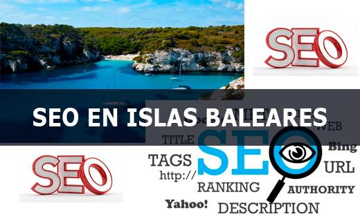 agencia seo Islas Baleares