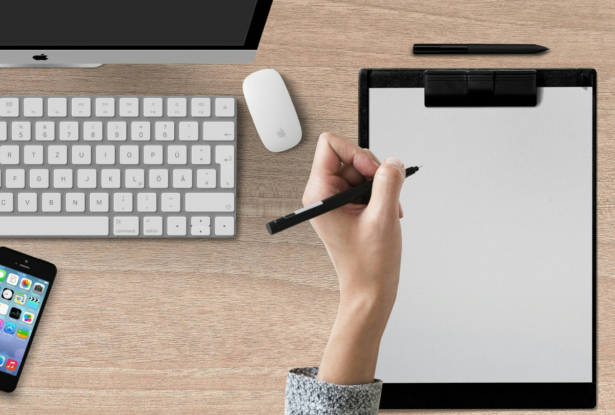 Ideas y bocetos iniciales de una estrategia copy