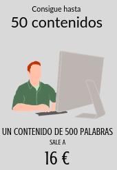 50 contenidos SEO