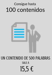 100 contenidos SEO
