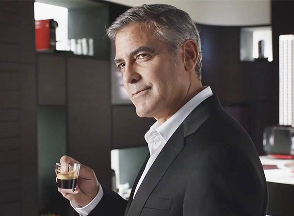 George Clooney como Brand Ambassador